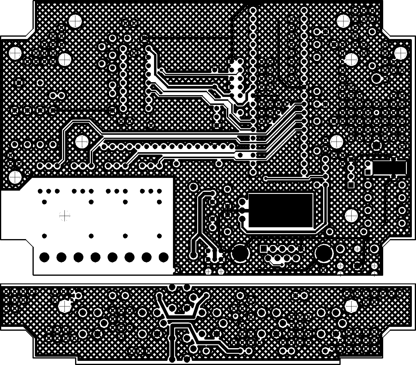 схема и прошивка терморегулятора